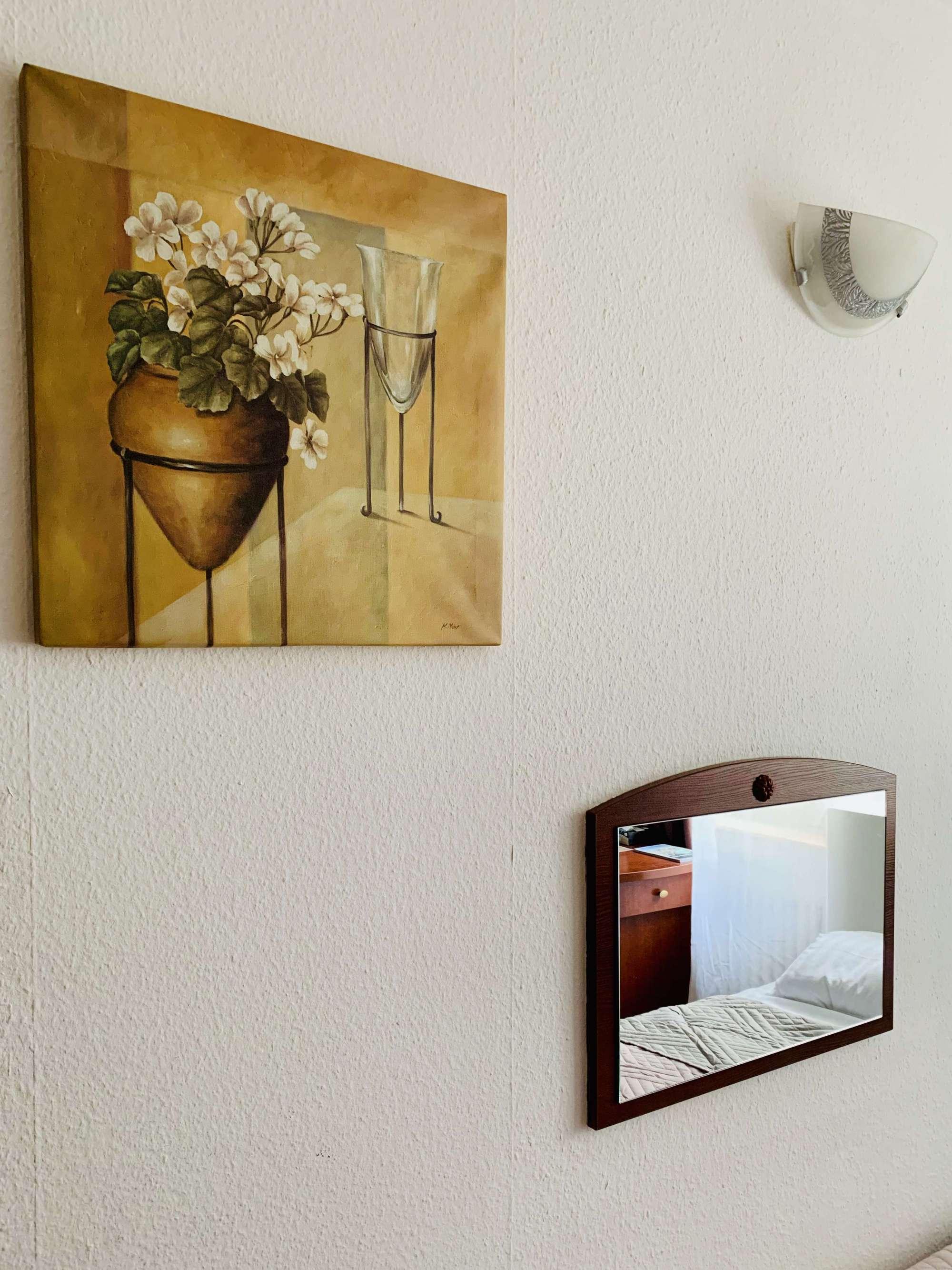 Einzelzimmer+Wand+dekoration